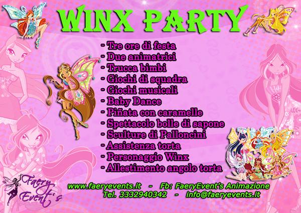 WINX-PARTY