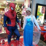 spiderman-e-elsa-faeryevents